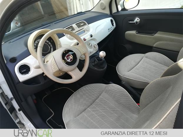 FIAT 500 1.3 Multijet Lounge Tettuccio