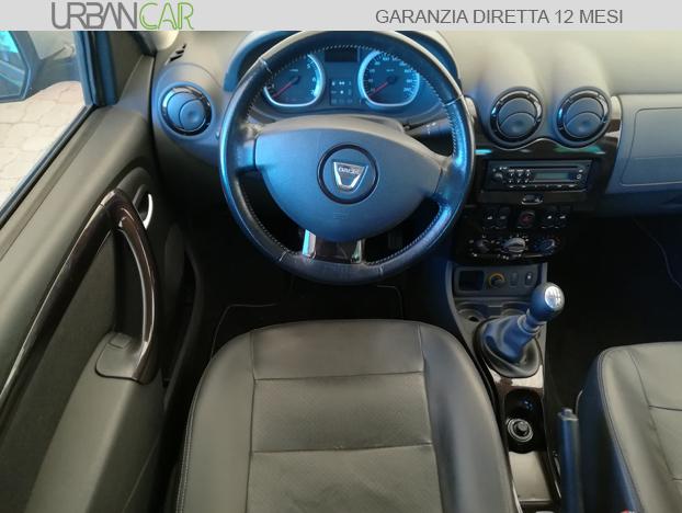 Dacia Duster Laureate 1.5Dci