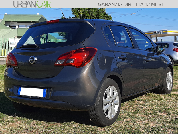 Opel Corsa Cosmo 2015